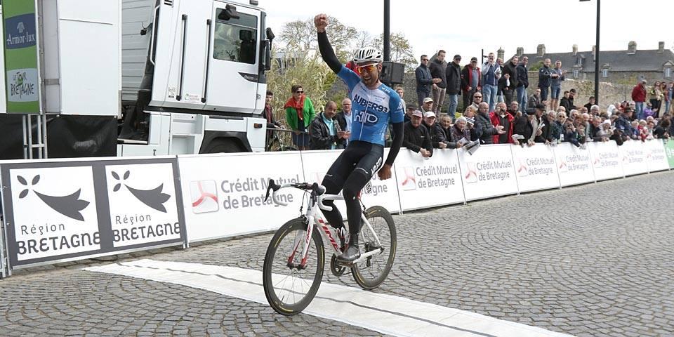 Flavien Dassonville vince la seconda tappa del Tour de Bretagne