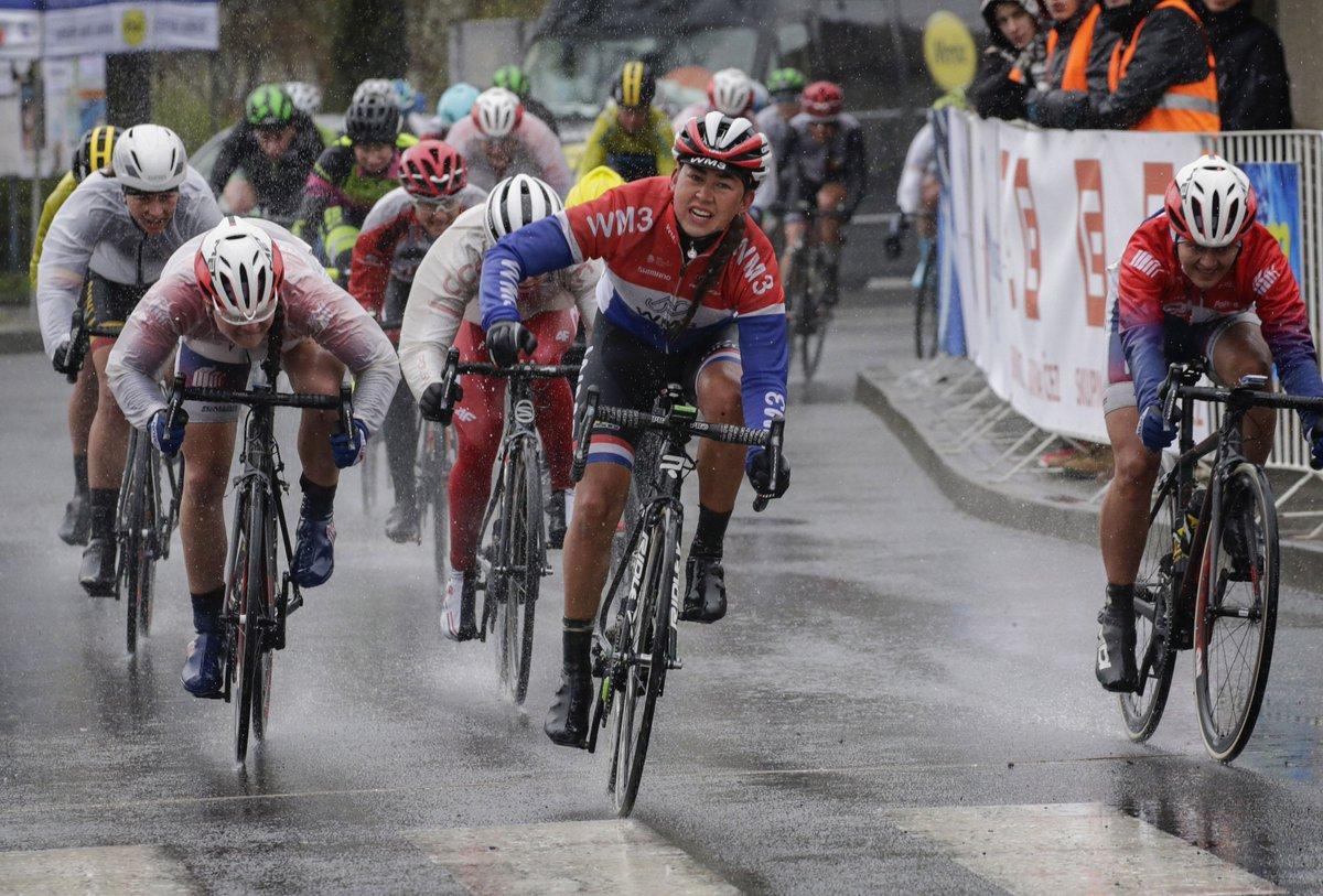 Anouska Koster vince la seconda tappa della Gracia Orlova
