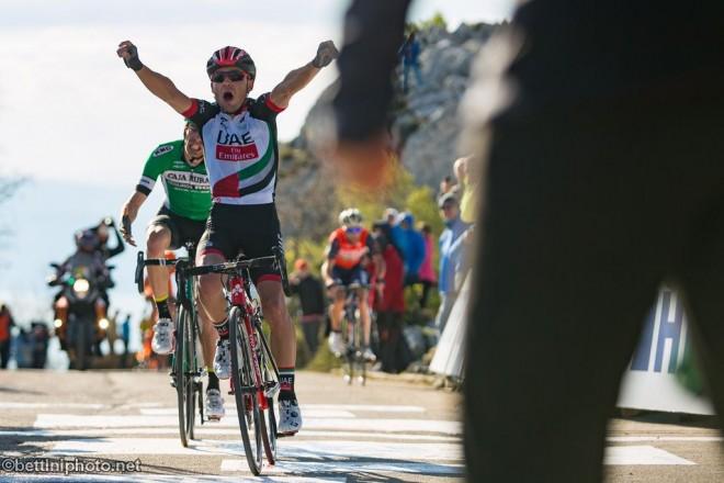 Kristijan Durasek vince la seconda tappa del Giro di Croazia