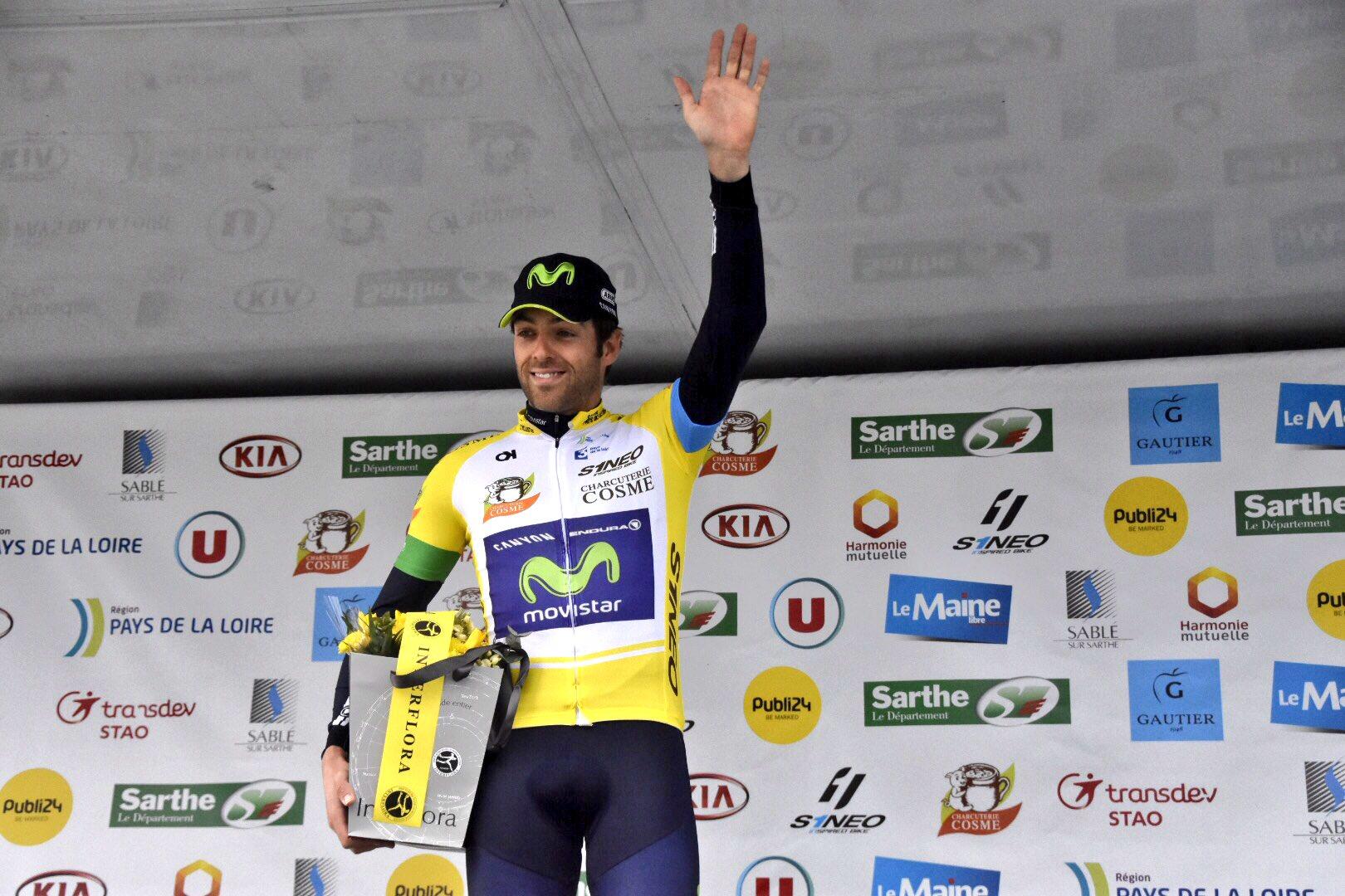 Alex Dowsett nuovo leader del Circuit Cycliste Sarthe dopo la cronometro