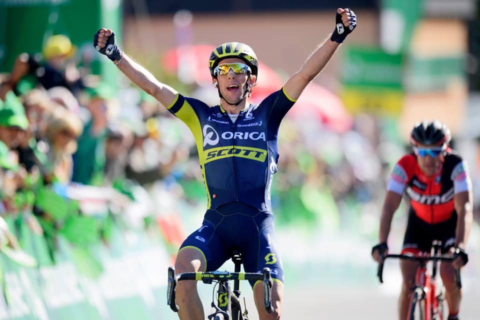Simon Yates vince la quarta tappa del Tour de Romandie