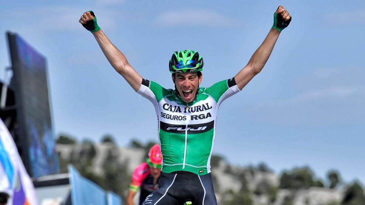 Przemysław Kasperkiewicz vince la quinta tappa del Tour de Bretagne