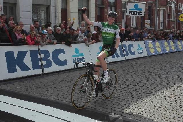 Samuele Rubino vince il 6° Giro di Primavera di San Vendemiano