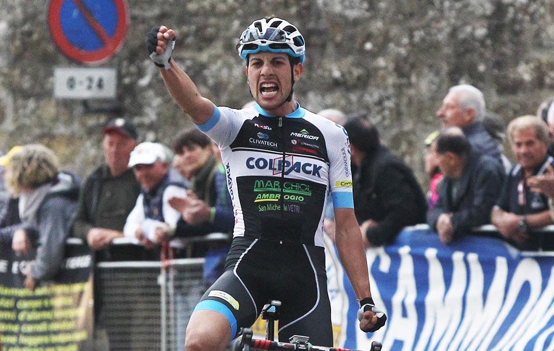 La vittoria di Giovanni Carboni a Castiglion Fibocchi