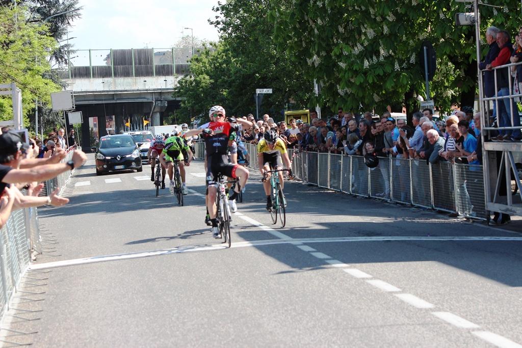 La vittoria di Thomas Pesenti nel 61° Gp Borgo Panigale