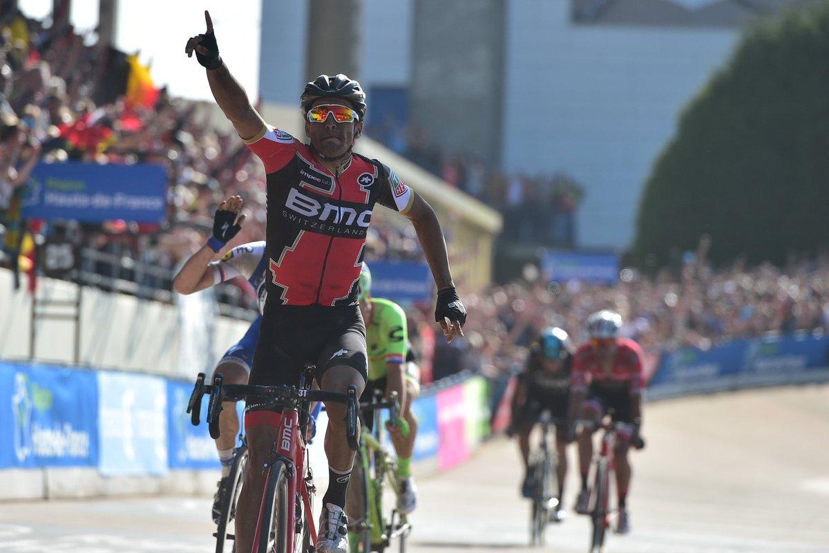 Greg Van Avermaet vince la Parigi-Roubaix 2017