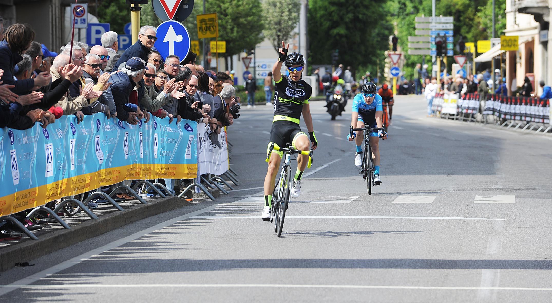 Samuele Rubino vince l'edizione 2017 della Coppa Dondeo di Cremona