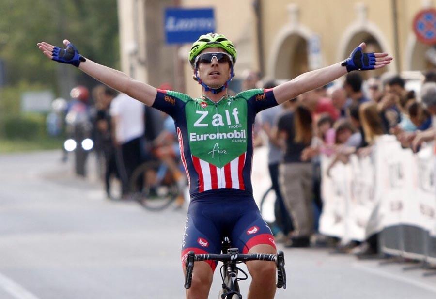 Nicolò Rocchi vince il Memorial Mantovani 2017