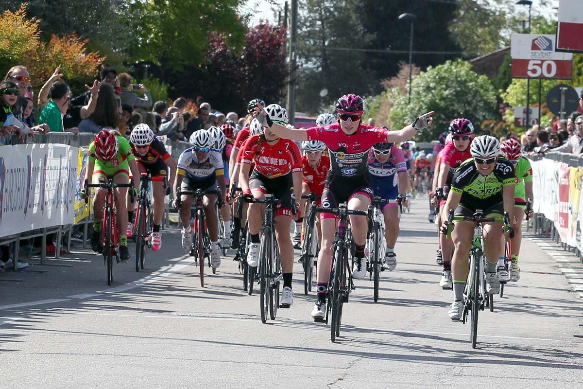 La vittoria dell'esordiente Greta Bonazzoli a Schiavonia d'Este