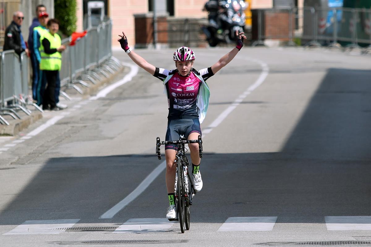 La ceca Nikola Noskova vince anche il Memorial Franco Basso 2017