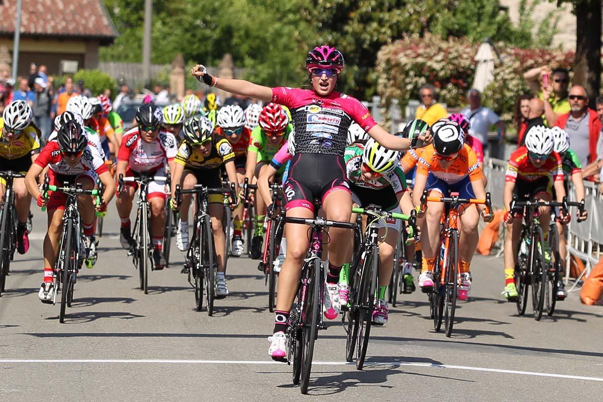 La vittoria di Giulia Raimondi a Bianconese