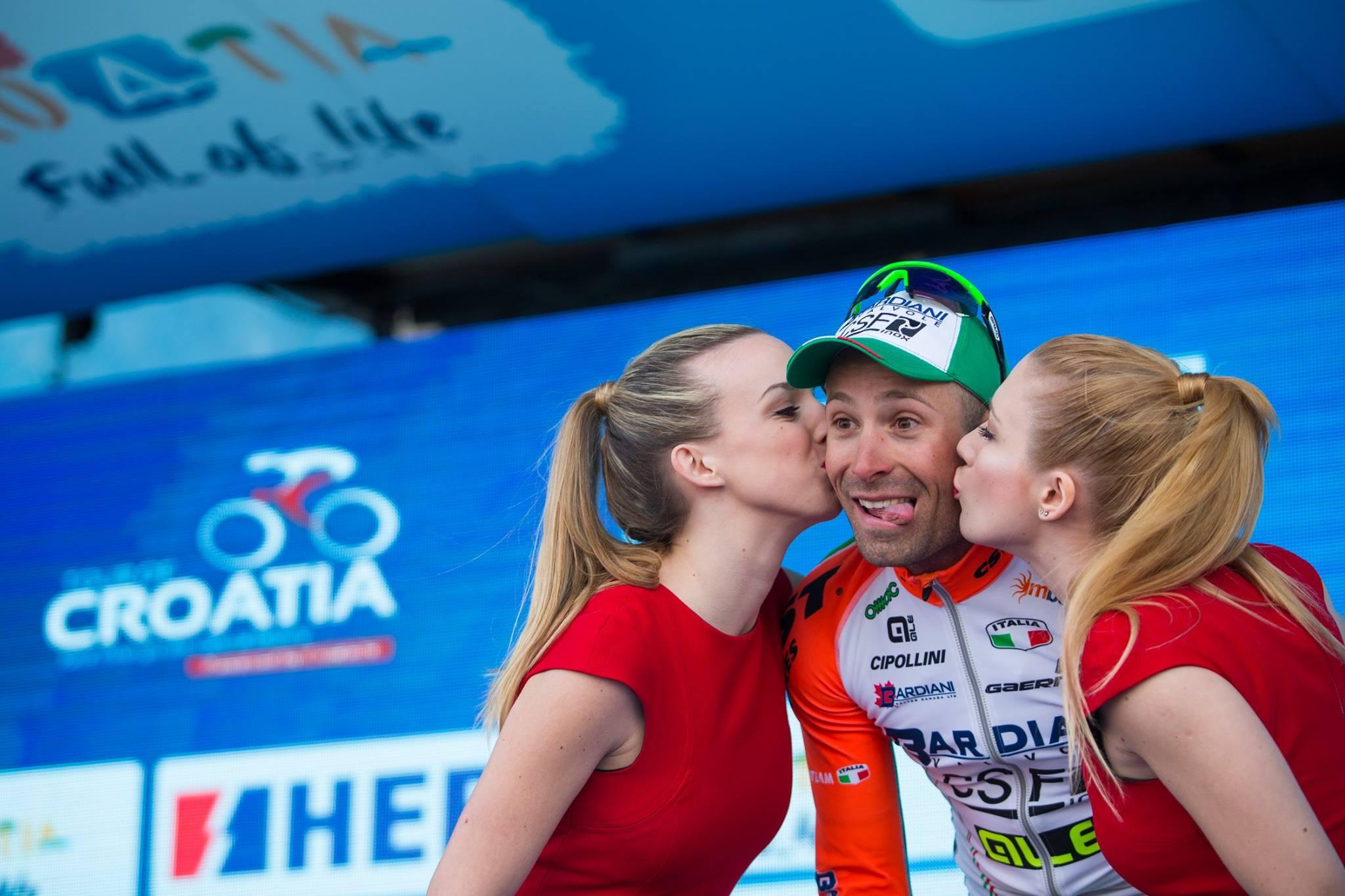 Bis di Nicola Ruffoni al Giro di Croazia