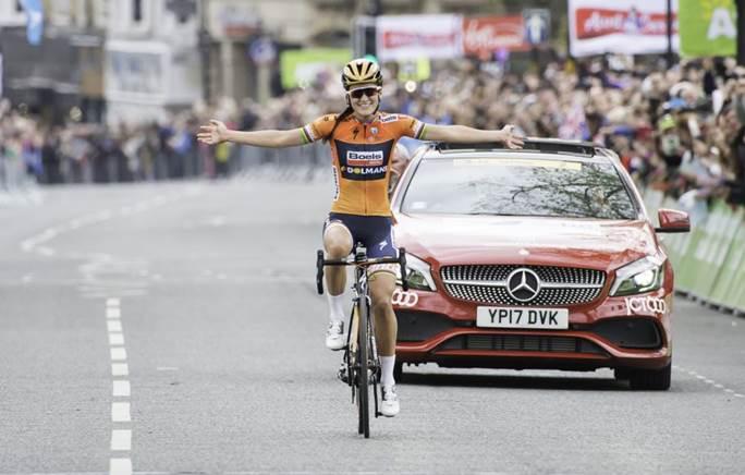 Lizzie Deignan vince il Women's Tour de Yorkshire