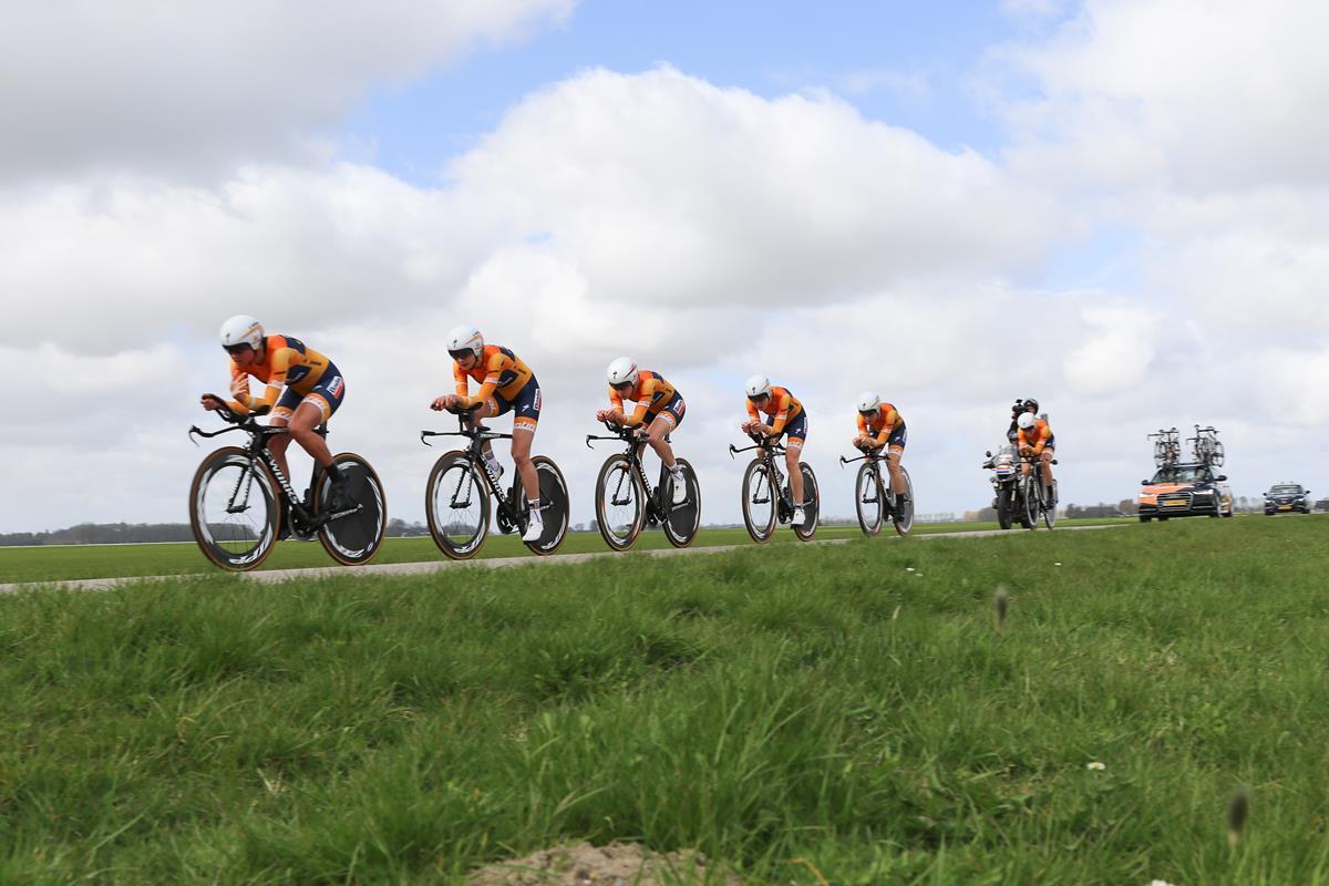 La Boels Dolmans vince la cronosquadre dell'Healthy Ageing Tour 2017