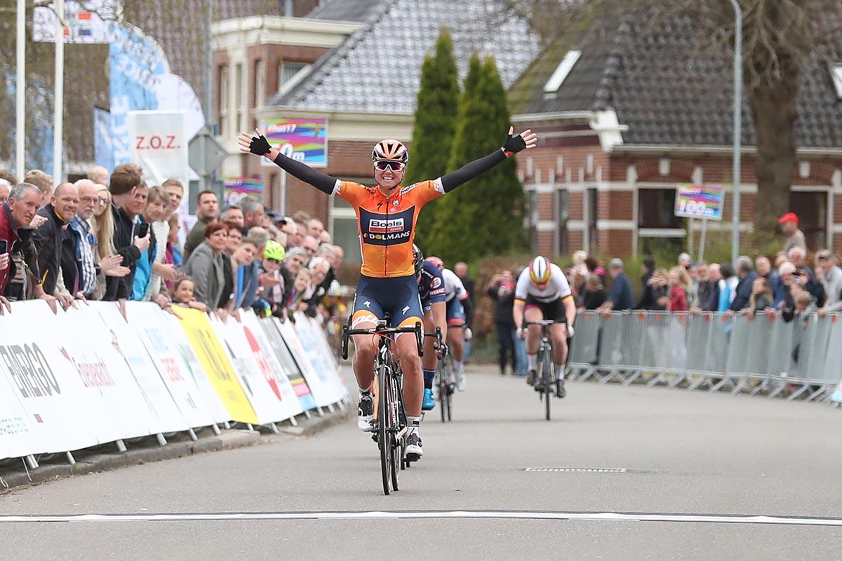 Chantal Blaak vince la quarta tappa dell'Healthy Ageing Tour 2017