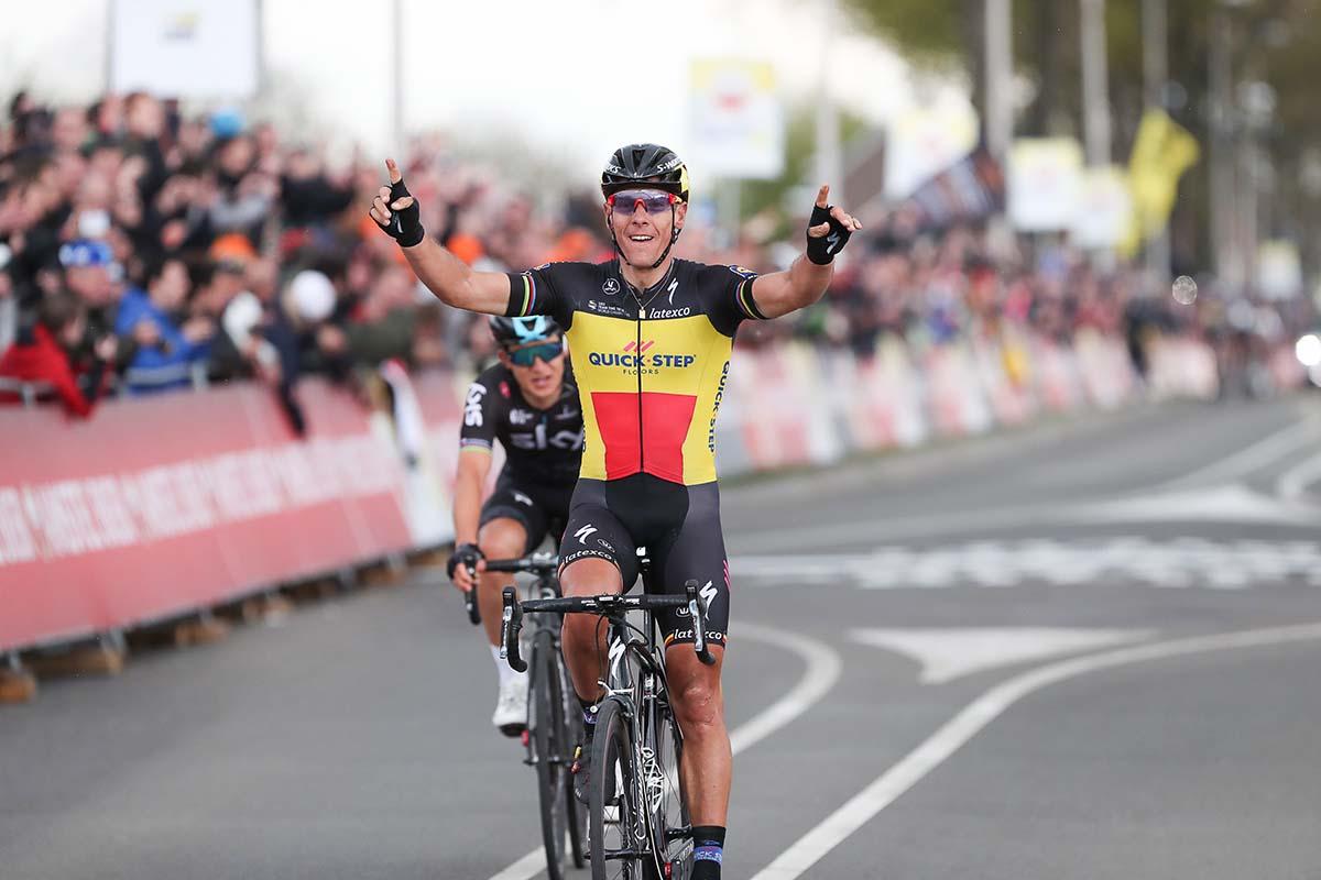 Philippe Gilbert vince l'Amstel Gold Race 2017