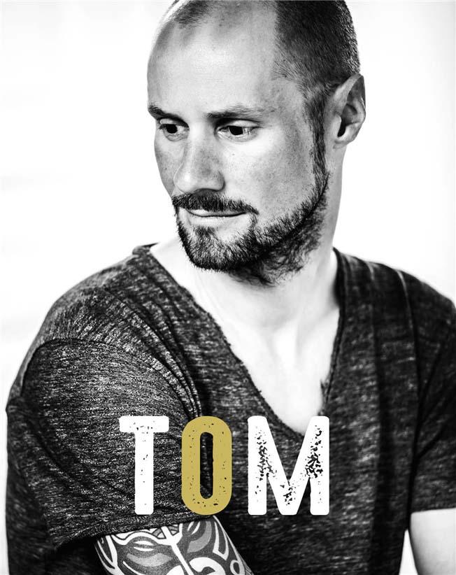 La copertina del magazine dedicato a Tom Boonen