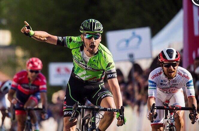 Antonino Parrinello vince il Gp Adria Mobil 2017