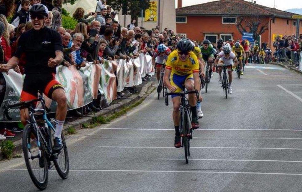 Federico Arioli vince a Montecarlo
