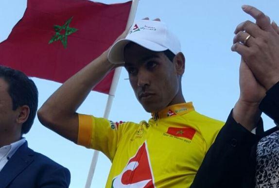Anass Ait el Abdia vince il Giro del Marocco 2017