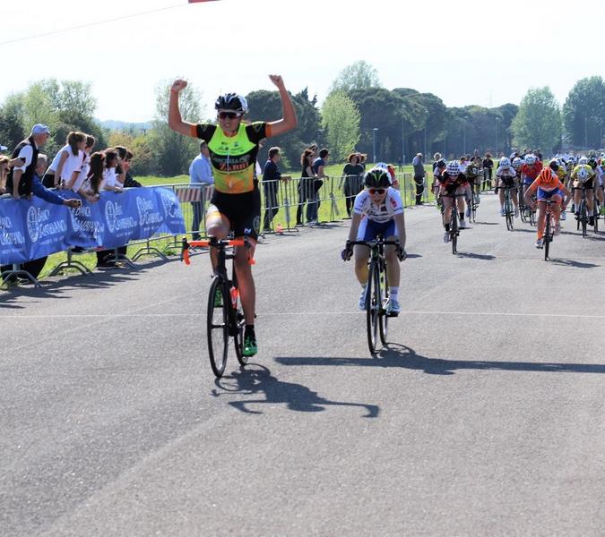 La vittoria di Matilde Bertolini a San Miniato