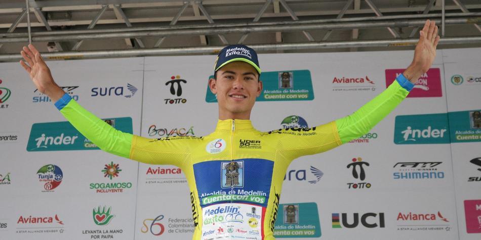 Eduardo Estrada vince il prologo della Vuelta a la Juventud 2017
