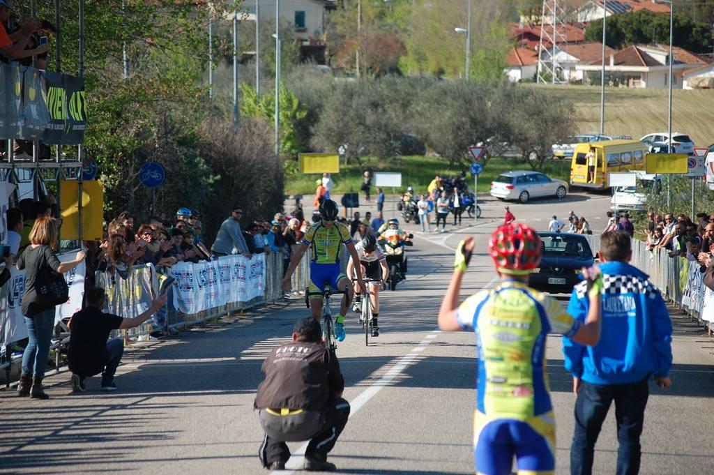 Alessio Pantalla vince il Trofeo Gran Fondo Città di Riccione