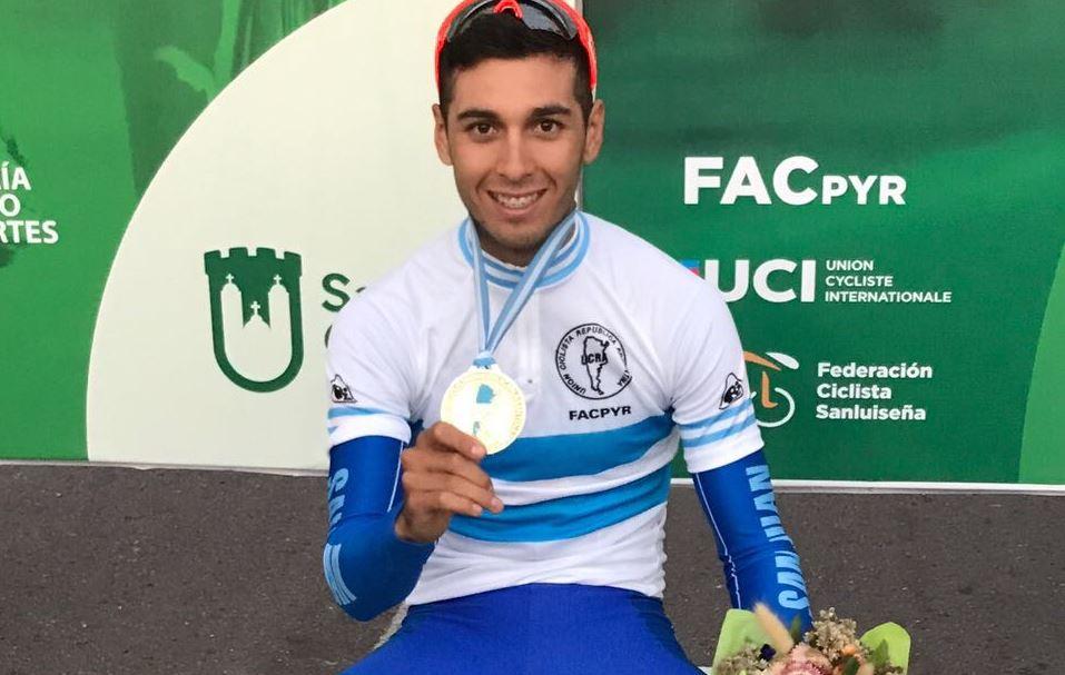 Nicolas Tivani si campione argentino a cronometro Under 23 2017