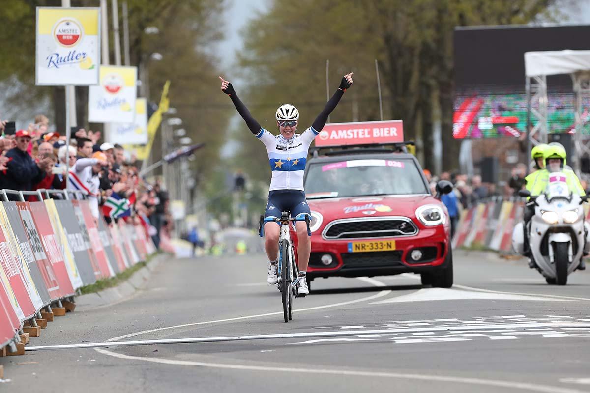 Anna Van der Breggen vince l'Amstel Gold Race femminile 2017