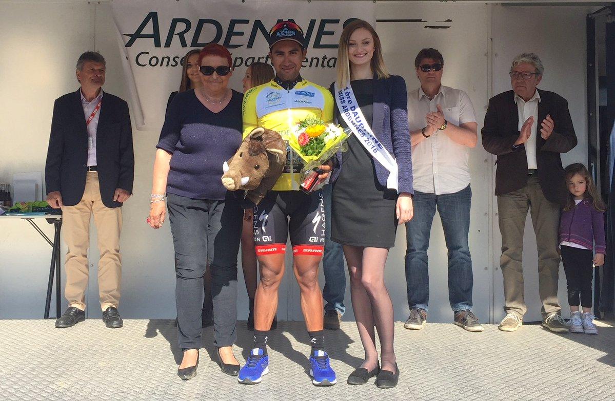 Jhonatan Narvaez vince il Circuit des Ardennes International 2017