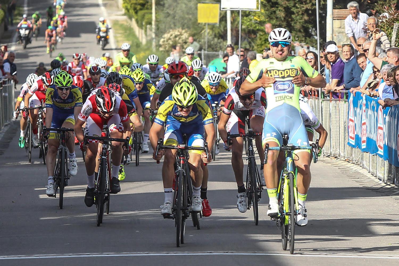 La vittoria di Emanuele Onesti nel 55° Gp Sportivi di Poggio alla Cavalla