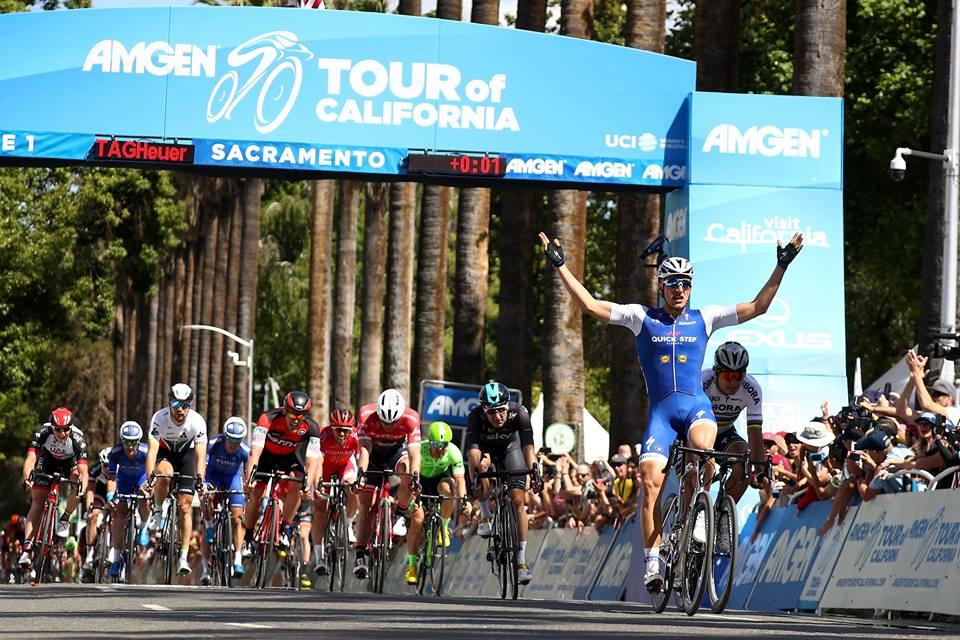 Marcel Kittel vince la prma tappa del Tour of California