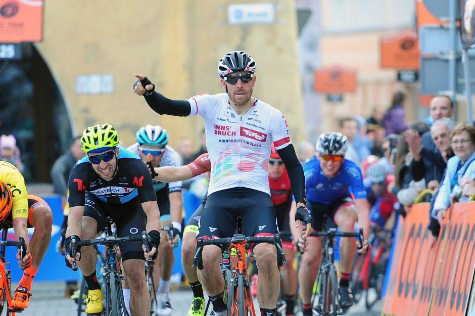 Filippo Fortin vince la prima tappa del CCC Tour 2017