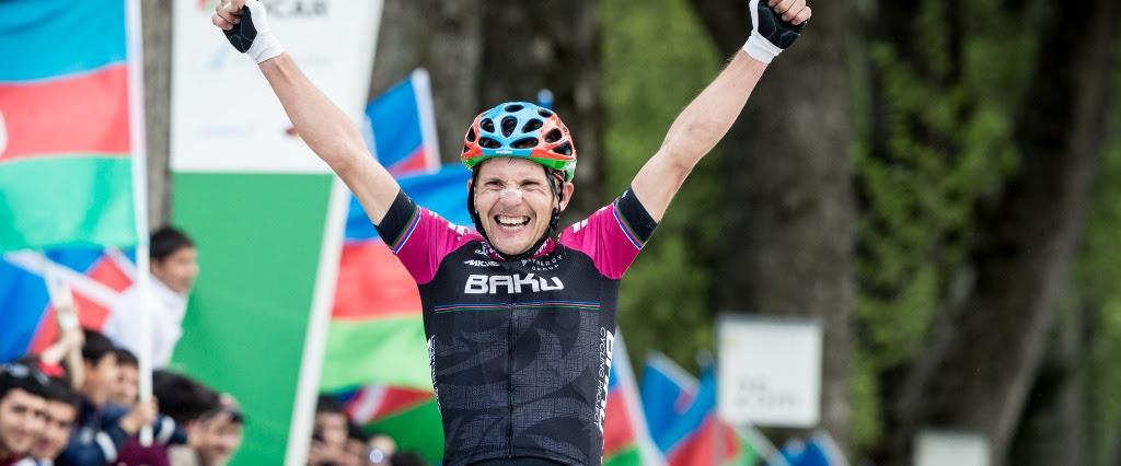 Kirill Pozdnyakov vince la seconda tappa del Tour Tour d'Azerbaidjan