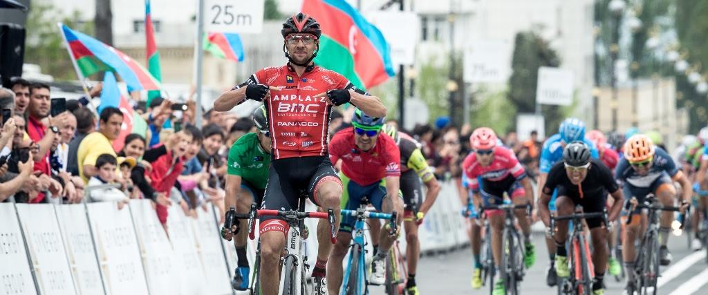 Alan Bamaszek vince la terza tappa del CCC Tour