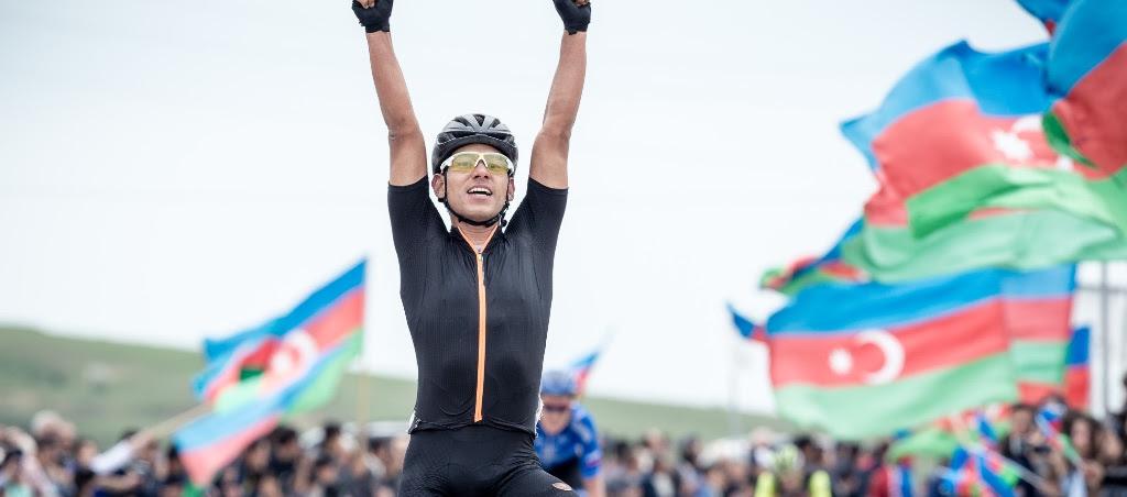 Edwin Avila vince la quarta tappa del Tour Tour d'Azerbaidjan