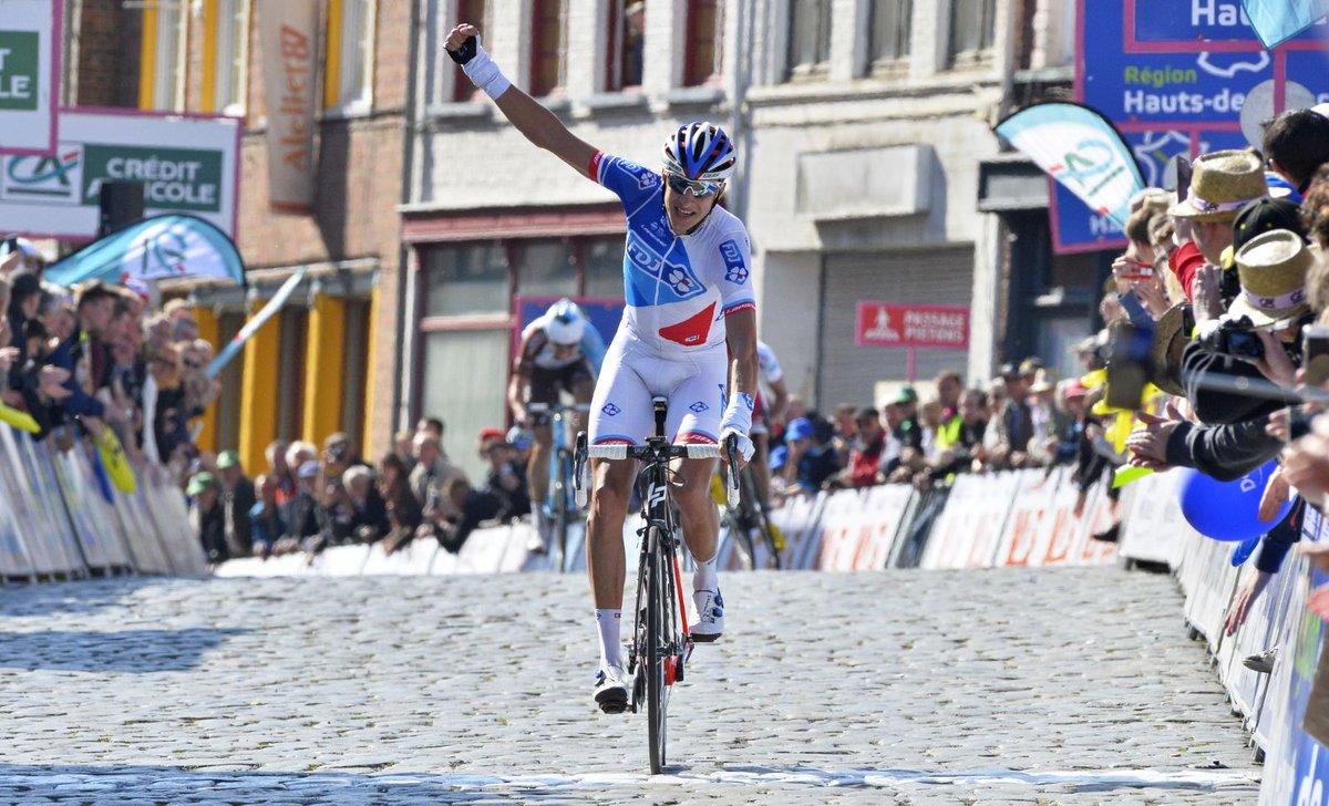 Ignatas Konovalovas vince la quinta tappa della 4 Jours de Dunkerque