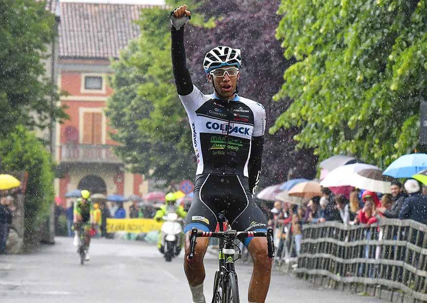 La vittoria di Nicolas Dalla Valle a Stagno Lombardo