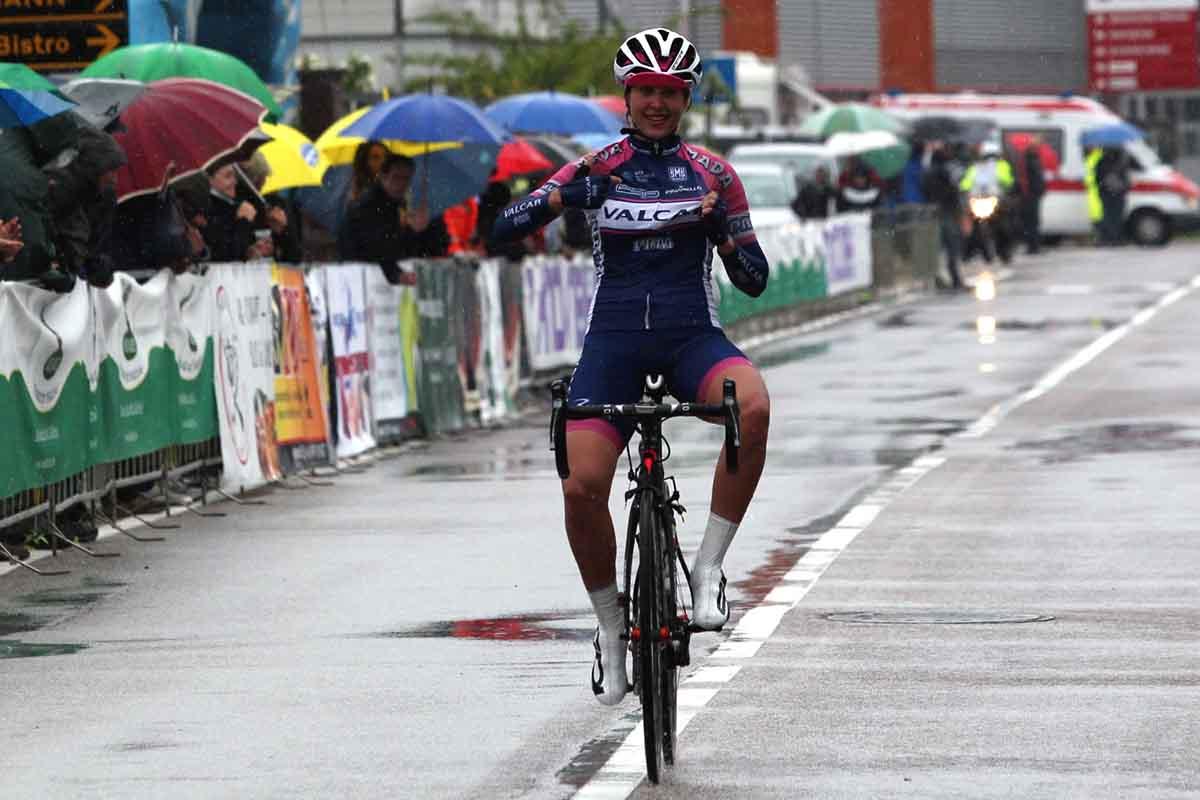 La vittoria di Silvia Persico a Egna