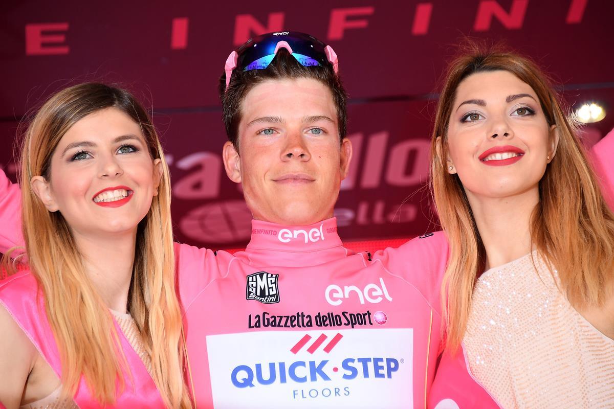 Un altro giorno in maglia rosa per Bob Jungels