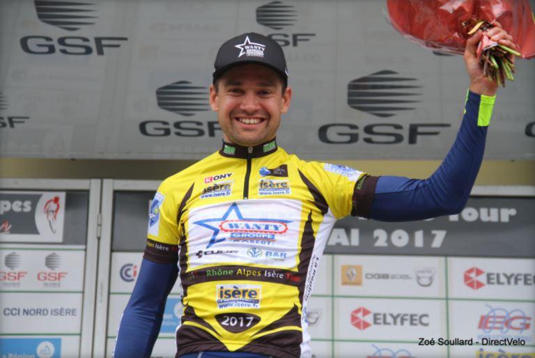 Marco Minnaard vincitore del Rhône-Alpes Isère Tour 2017