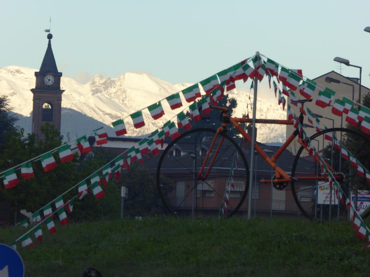 Pianezza abbraccia il ciclismo
