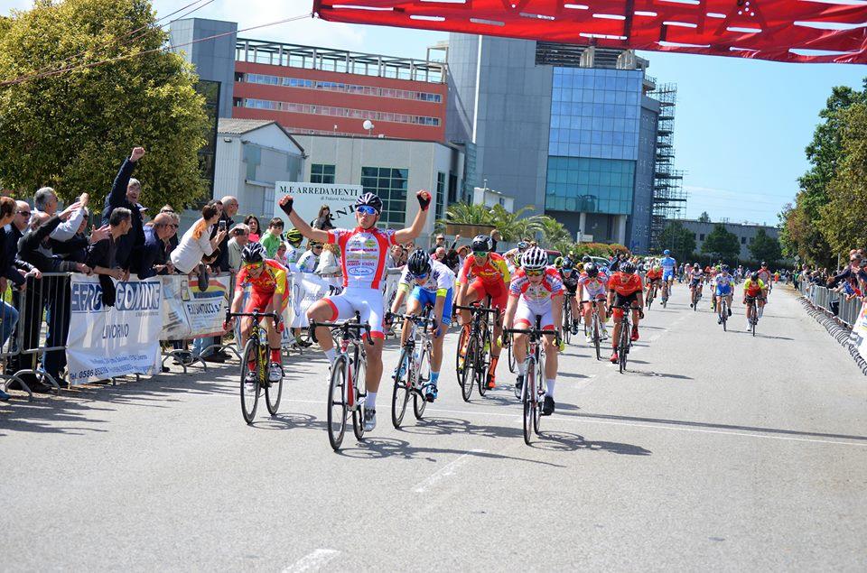 Alessio Pisani vince la gara Allievi di Livorno