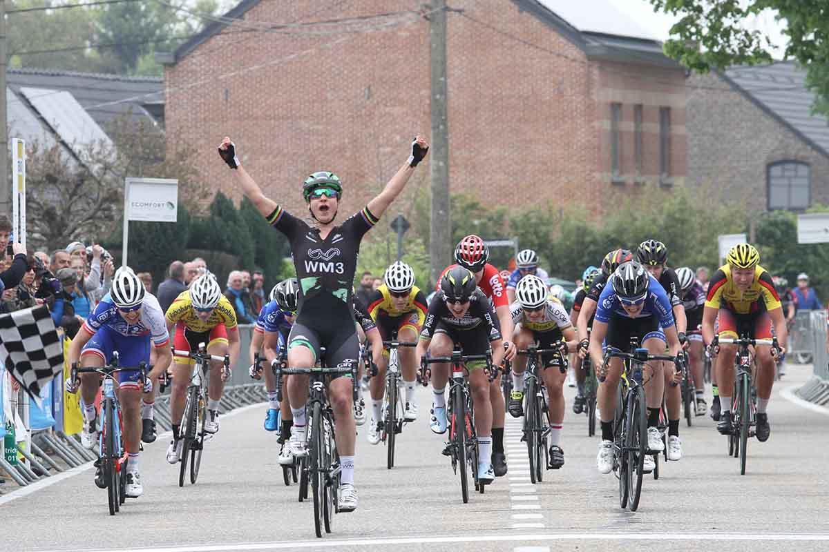 Marianne Vos vince il Trofee Maarten Wynants 2017