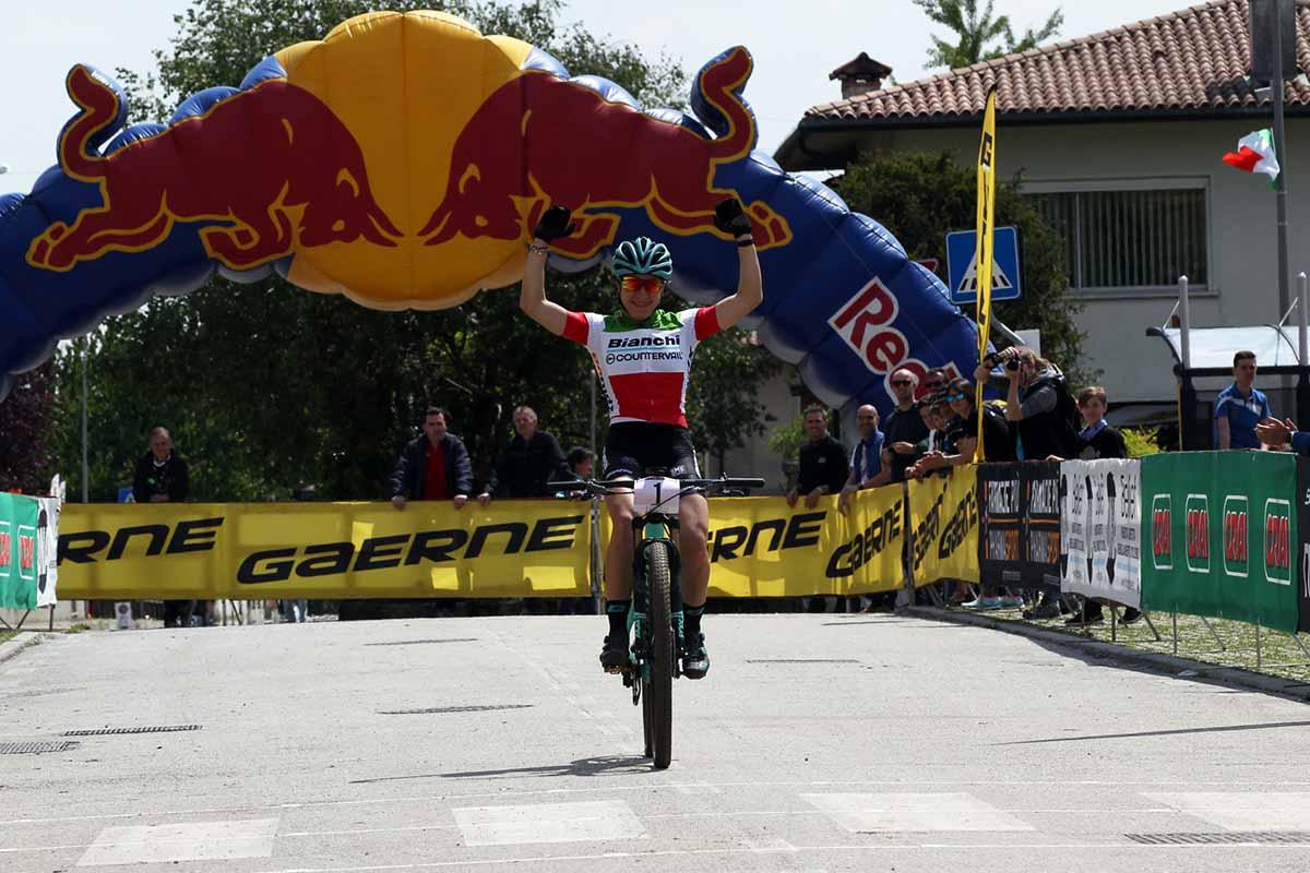 La vittoria di Chiara Teocchi a Maser
