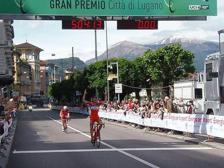 La vittoria di Iuri Filosi al Gp Città di Lugano 2017