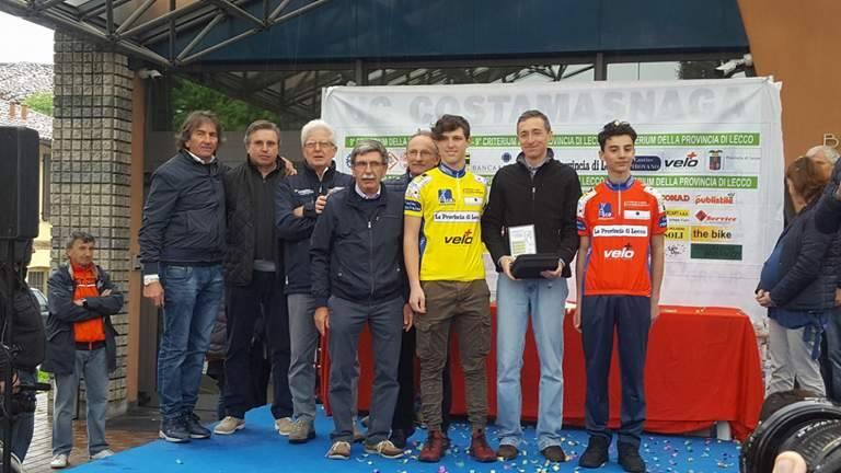 Yuri Carroni e Manuel Oioli vincono il 9° Criterium della Provincia di Lecco