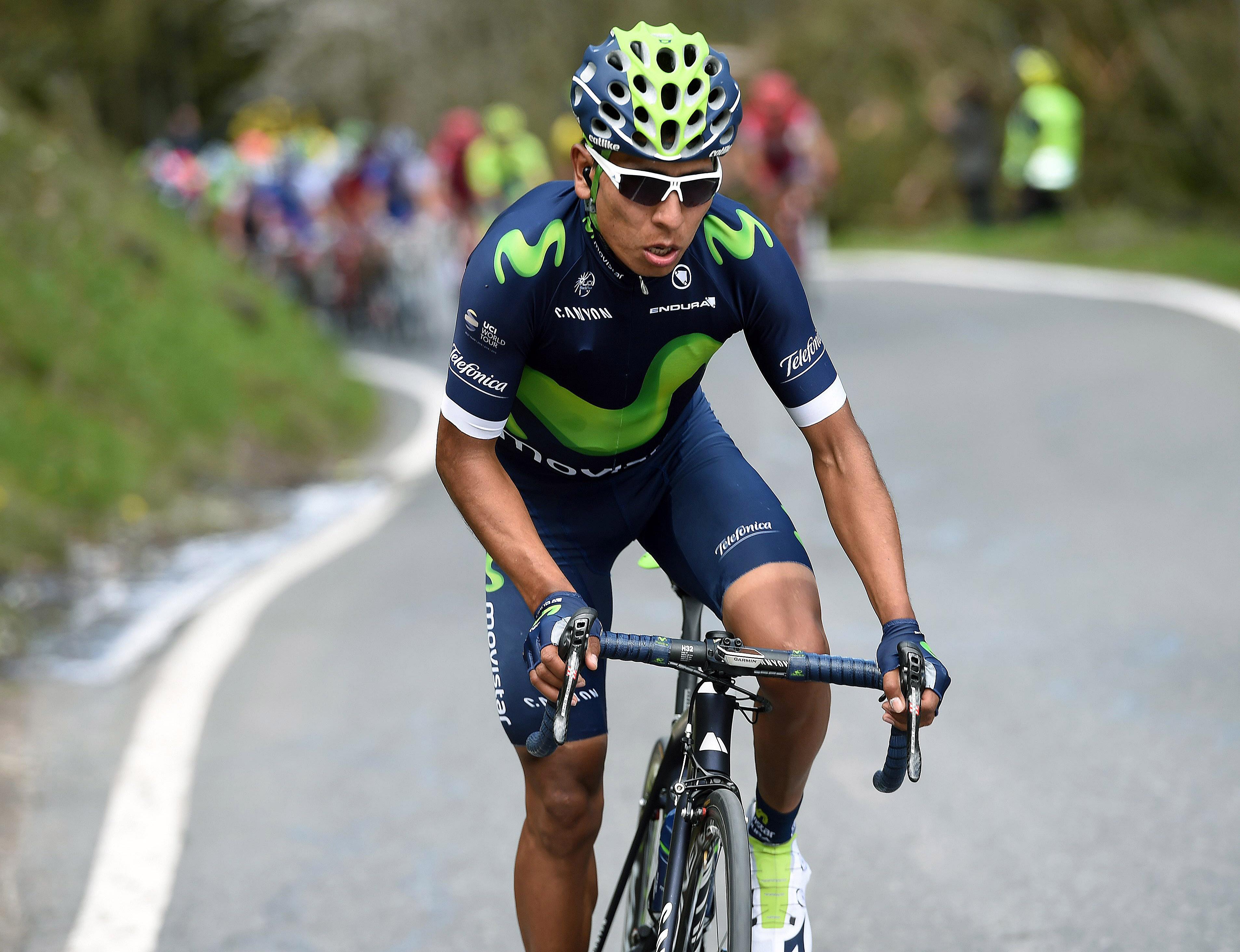 Nairo Quintana sarà al Giro d'Italia 2017