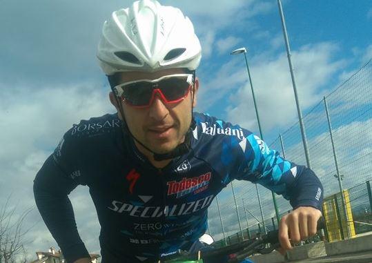 Daniele Ratto vince la prima in MTB a Ghisalba