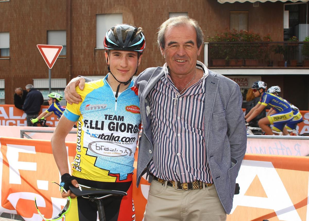 Martinelli vince a trento e segalini a pantigliate team for Martinelli trento